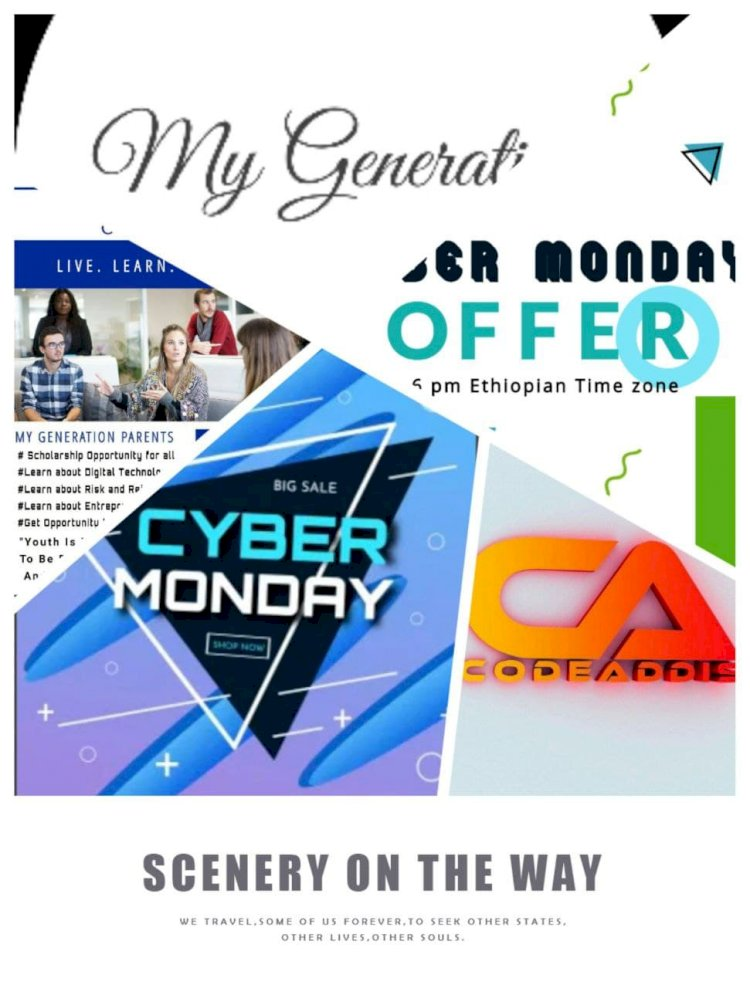 CYBER MONDAY Virtual Conference